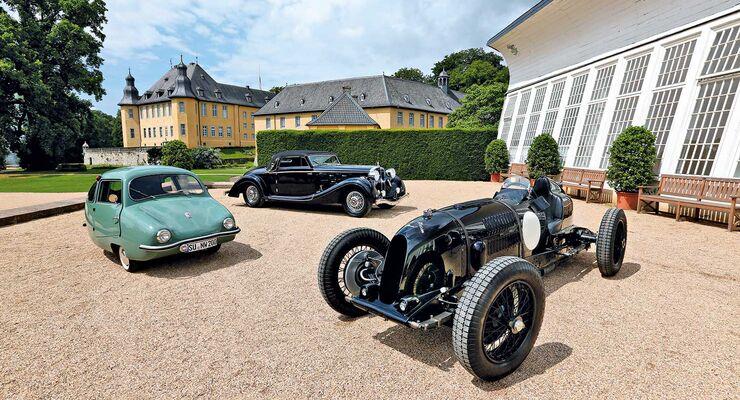 Classic Days Schloss Dyck 2013