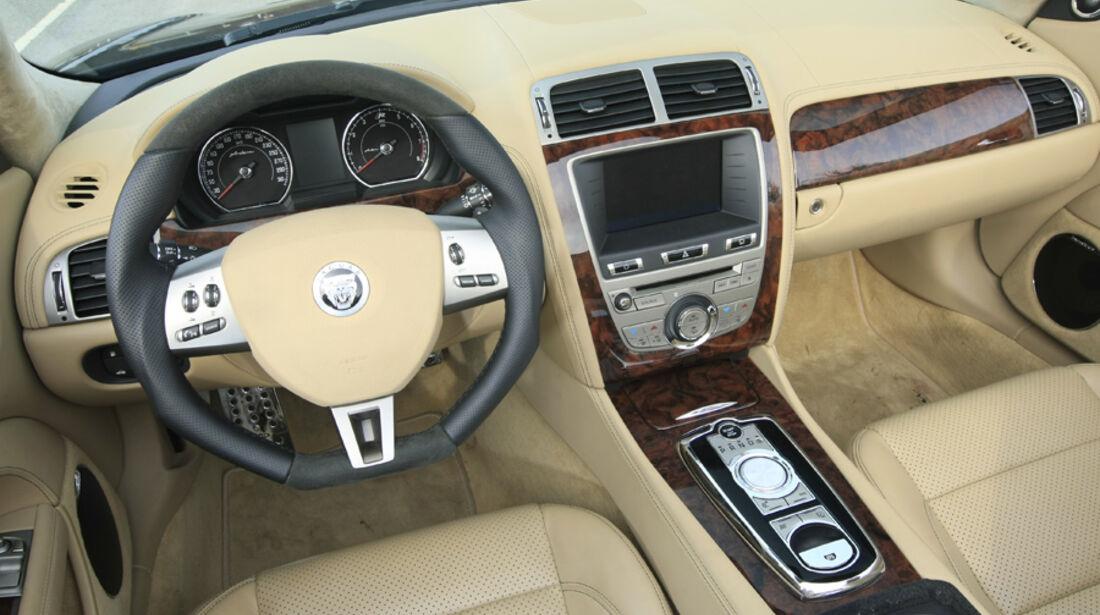 Cockpit Arden-Jaguar XKR Cabrio AJ 20