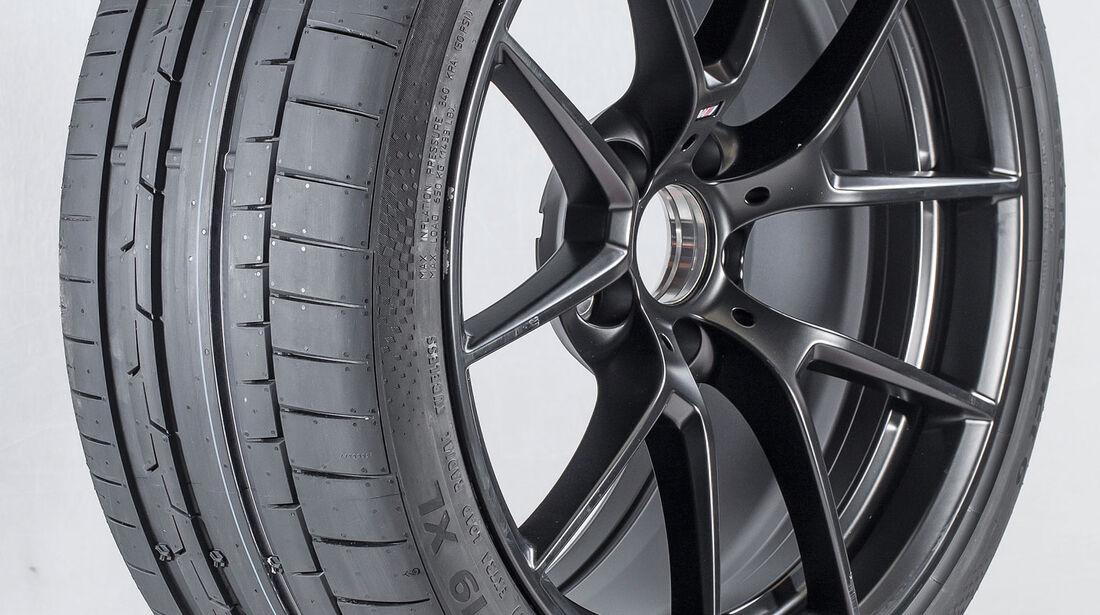 Continental SportContact 6 - Sommerreifentest 2018 - sport auto