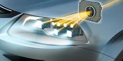 Continental und Osram Joint-Venture Licht
