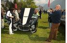 Coppa dïOro - Gewinner Maserati A6GCS Spyder Frua (1955) bei der Villa Erba Villa d'Este 2010.