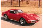 Corvette C3, Seitenansicht