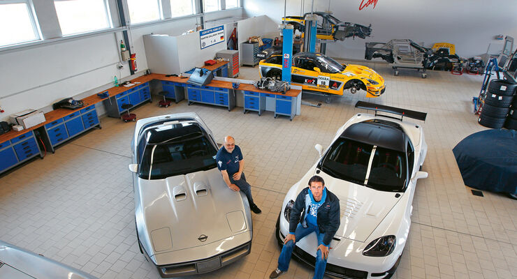 Corvette, Heinz Müller, Callaway-Z06.RR