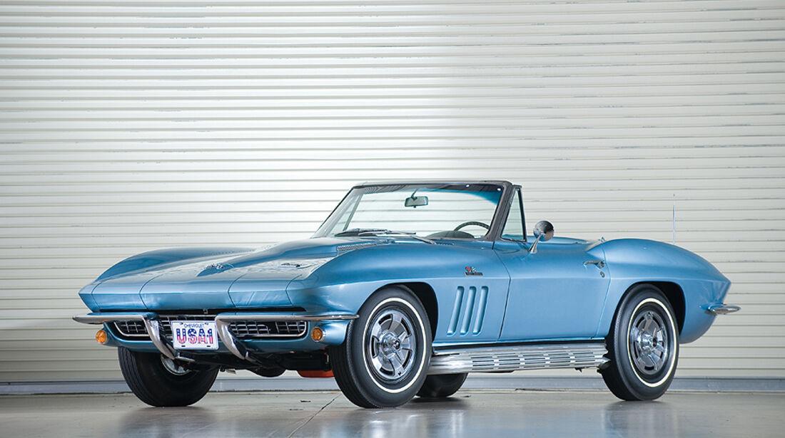Corvette L72 427/425 Roadster (Frontansicht)