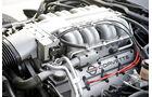 Corvette, Motor