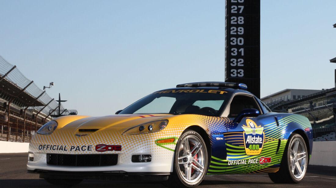 Corvette Safety Car NASCAR
