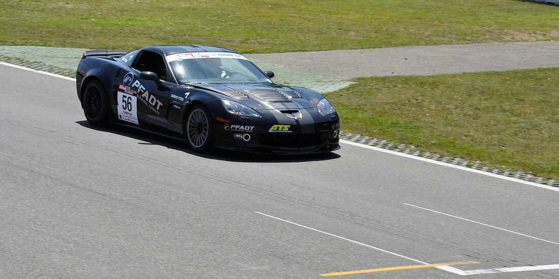 Corvette Z06, Finallauf, TunerGP 2012, High Performance Days 2012, Hockenheimring, sport auto