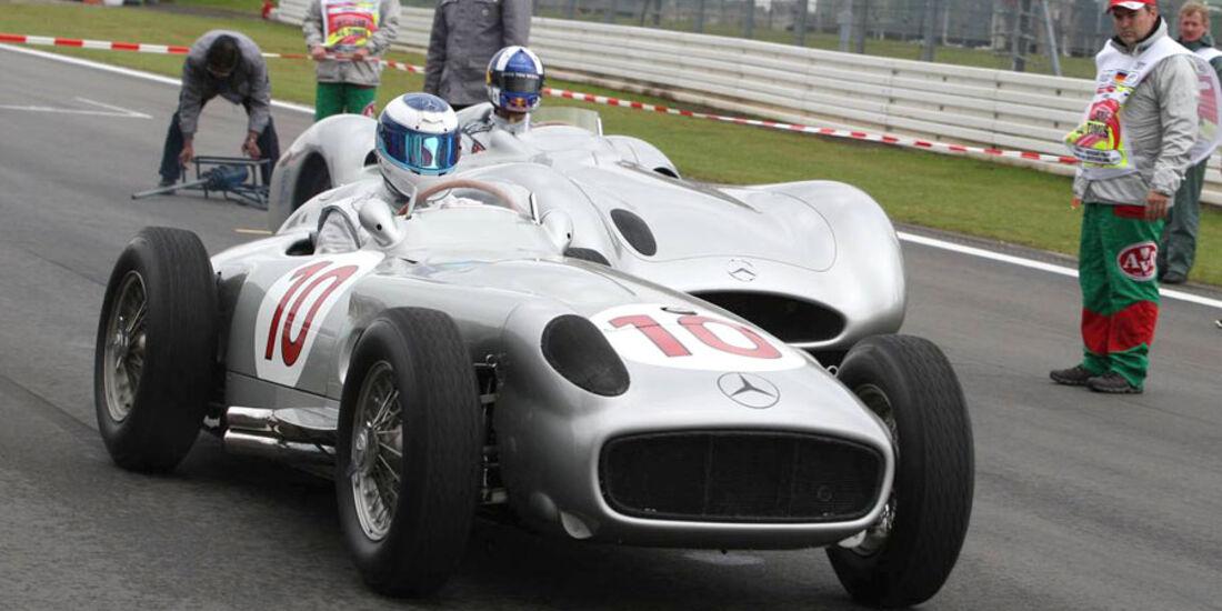Coulthard W196 GP Deutschland 2011