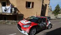 Craig Breen - Rallye Korsika 2016