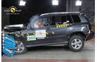 Crashtest Mercedes GLK