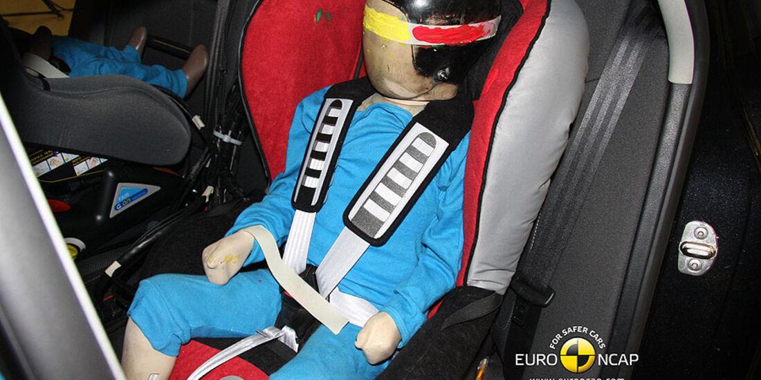 Crashtest Seat Exeo