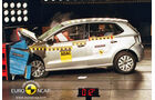 Crashtest VW Polo