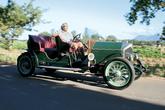 Crossley 8 J Chassis Typ Roi de Belges (14-16)