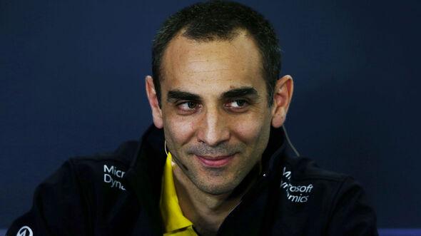 Cyril Abiteboul - Renault F1