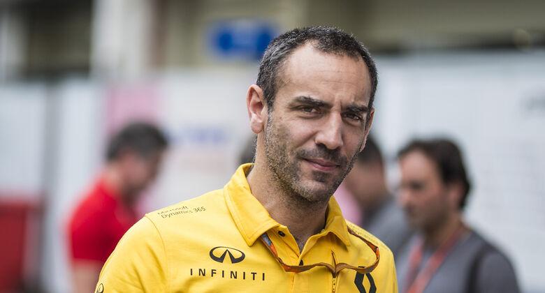 Cyril Abiteboul - Renault - F1 2017