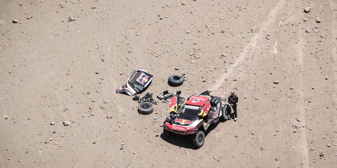 Cyril Despres - Peugeot 3008 DKR Maxi - Rallye Dakar 2018 - Motorsport