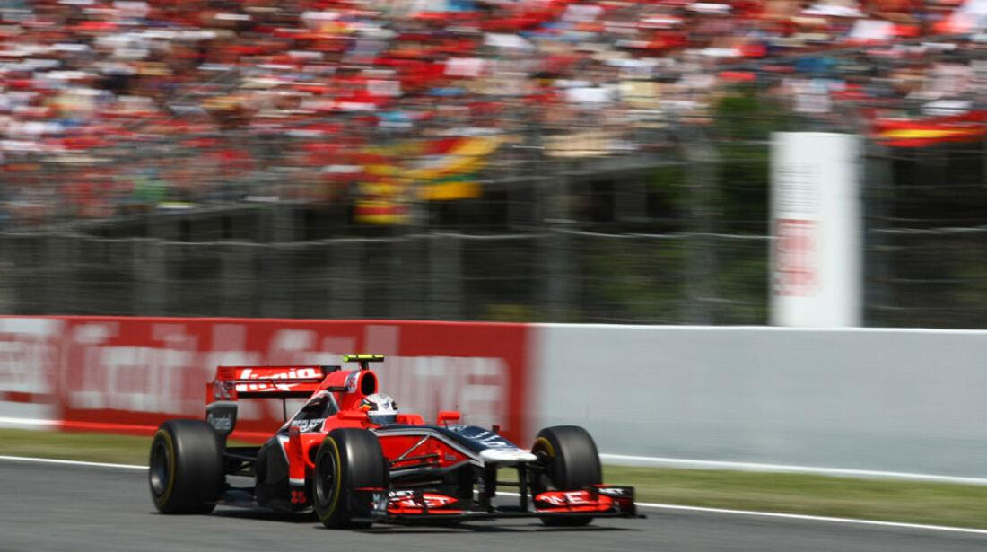D'Ambrosio GP Spanien 2011