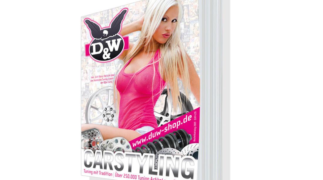 D&W Girls 2009