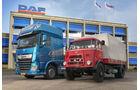 DAF XF und DAF A1600