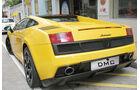 DMC Lamborghini Gallardo Heck