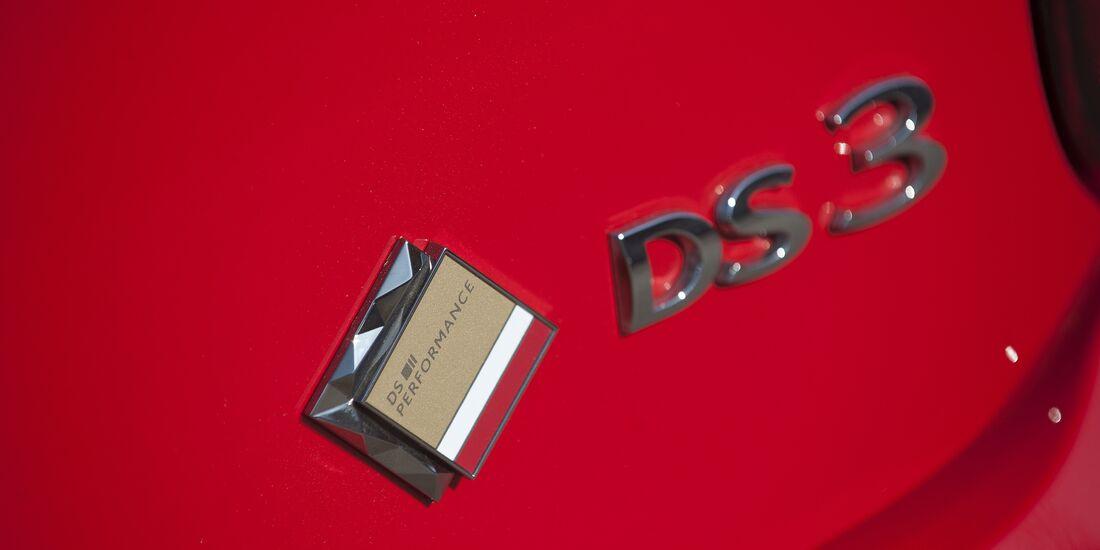 DS3 Performance Logo