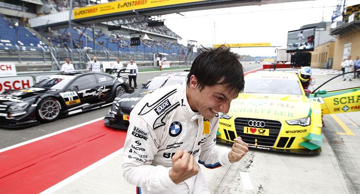DTM 2012 Lausitzring Qualifying, Bruno Spengler