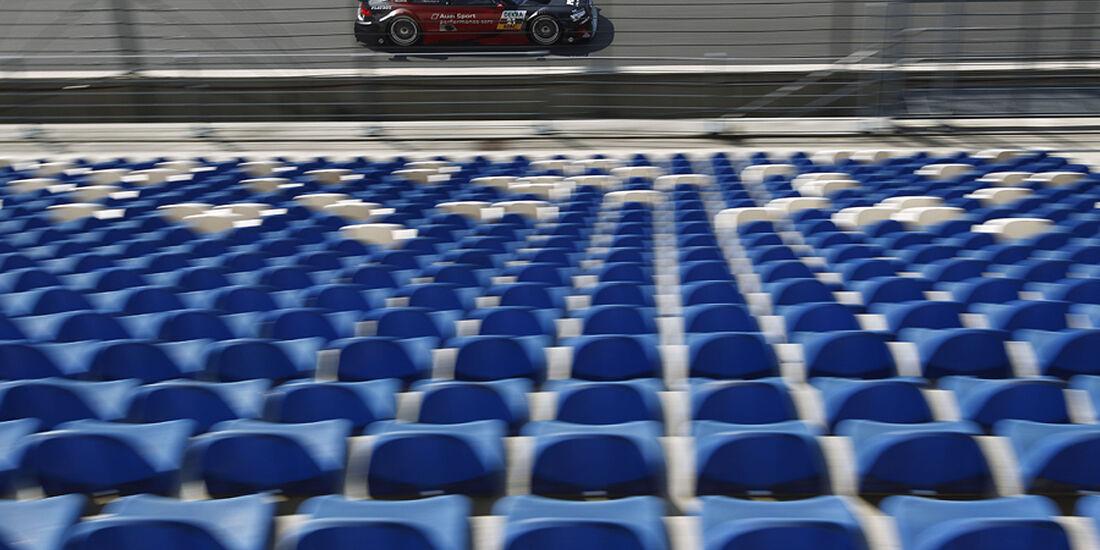 DTM 2012 Lausitzring Qualifying, Edoardo Mortara