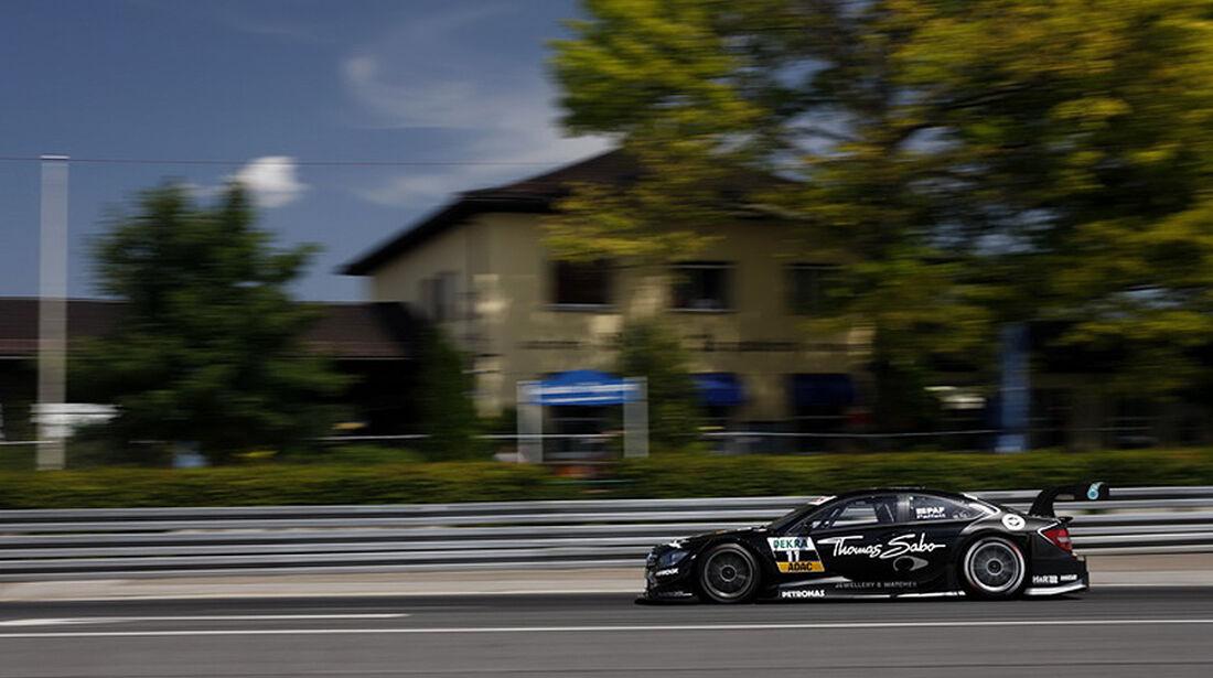 DTM 2012 Norisring, Paffett