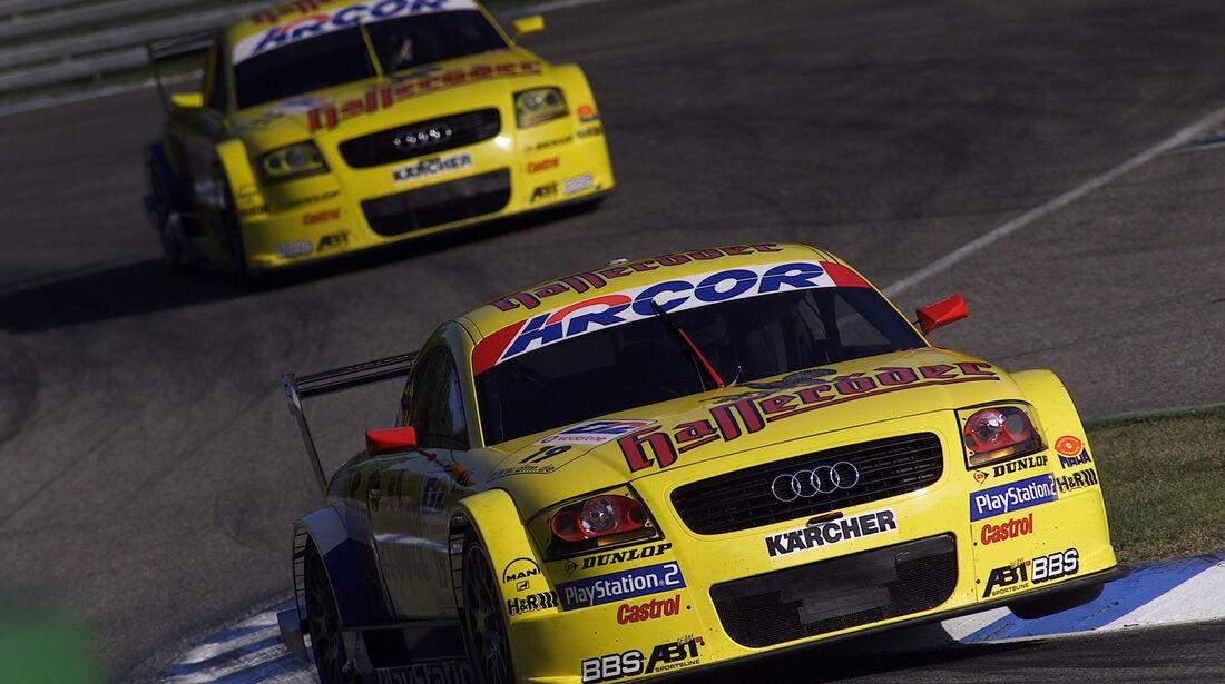 DTM Audi 2001 TT-R Abt