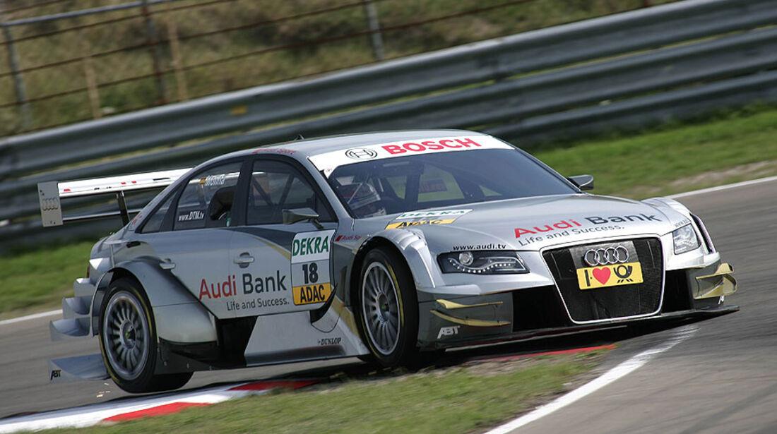 DTM Audi Miguel Molina