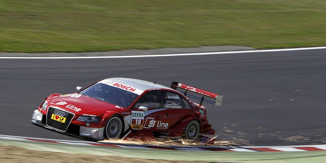 DTM, Brands Hatch, 2010, Audi A4, Rockenfeller