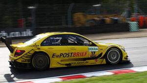 DTM, Brands Hatch, 2010, Mercedes C-Klasse, Coulthard