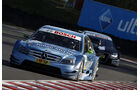DTM, Brands Hatch, 2010, Mercedes C-Klasse, Green
