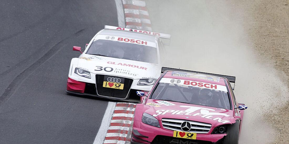 DTM, Brands Hatch, 2010, Stoddart