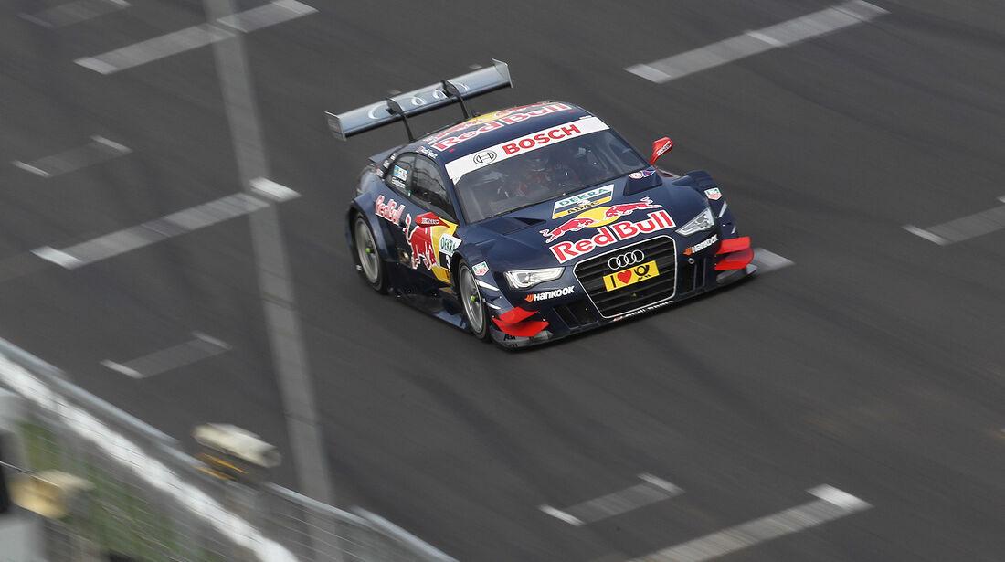 DTM Brands Hatch 2012, Qualifying, Mattias Ekström, Audi A5 DTM