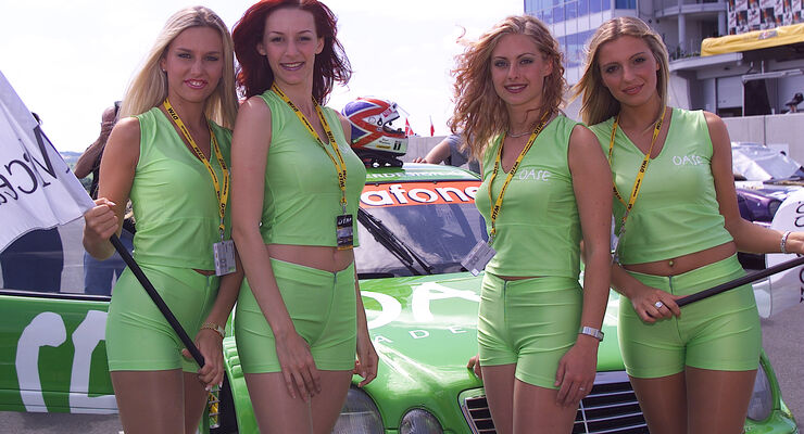 DTM Girls Sachsenring 2002