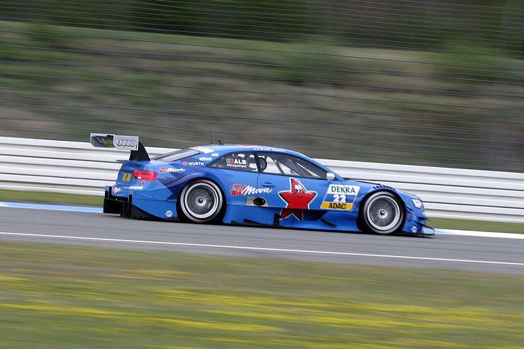 DTM Hockenheimring Training, Felipe Albuquerque