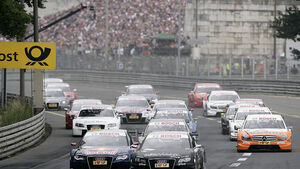 DTM Norisring 2009, Rennen