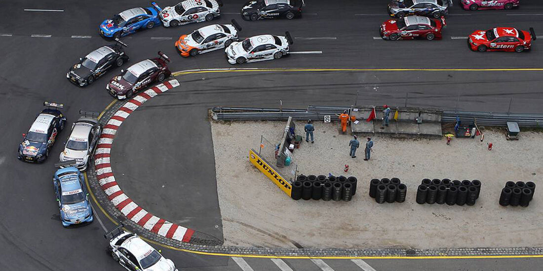 DTM Norisring 2010 Start
