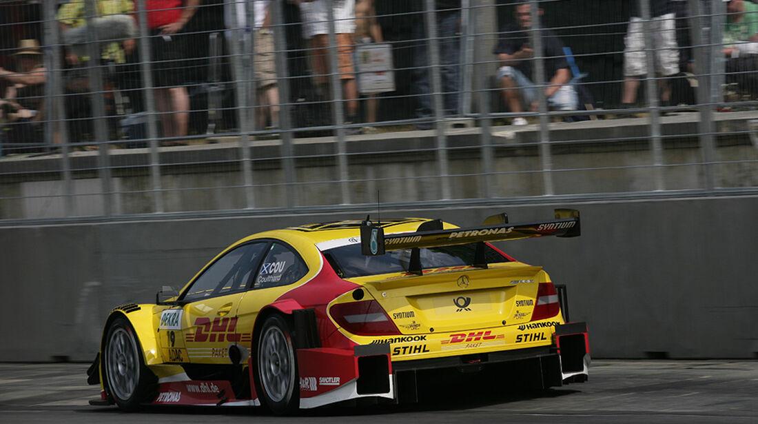 DTM Norisring 2012 Rennen, David Coulthard