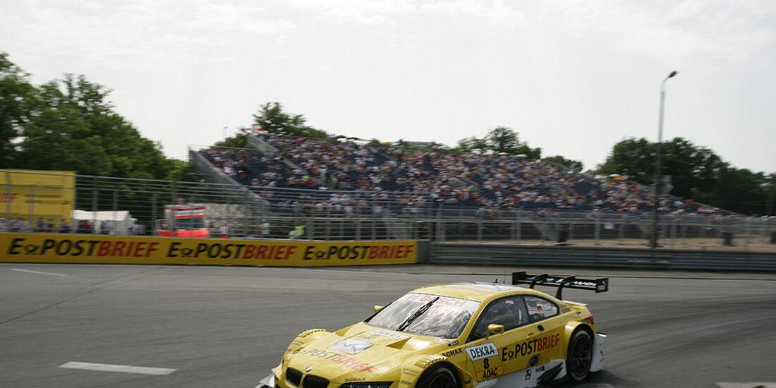 DTM Norisring 2012 Rennen, Dirk Werner