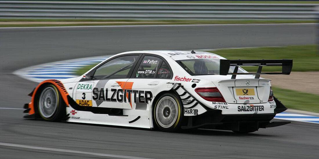 DTM Oschersleben 2010 Gary Paffett
