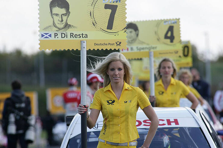 DTM Oschersleben 2010 Grid Girl