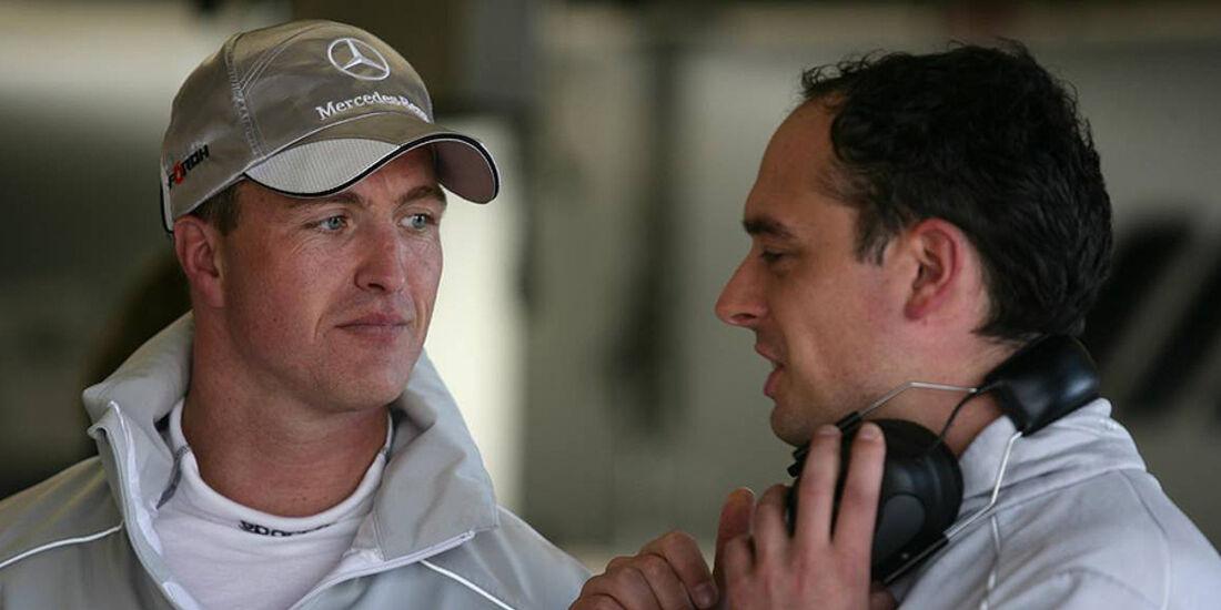 DTM Oschersleben 2010 Ralf Schumacher