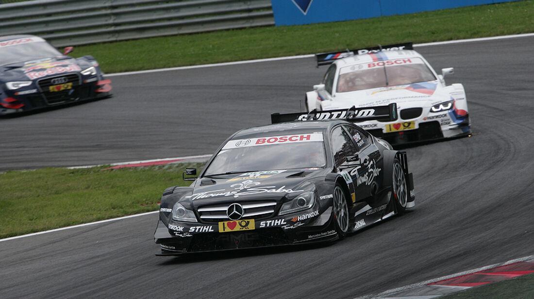 DTM Spielberg 2012 Rennen, Gary Paffett