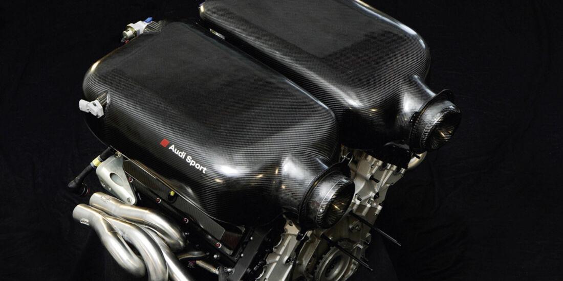 DTM V8 Motor