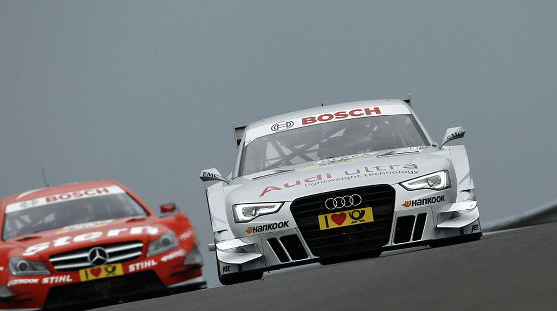 DTM Zandvoort 2012 Qualifying, Adrien Tambay