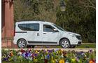 Dacia Dokker dCi 90 Eco2, Seitenansicht