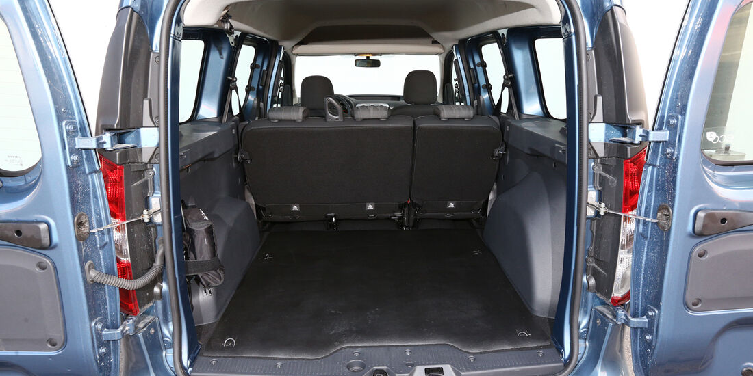 dacia dokker dci 90 eco2 im test auto motor und sport. Black Bedroom Furniture Sets. Home Design Ideas