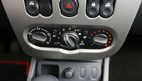 Dacia Duster 1.6 16V LPG 105 4x2 Prestige, Bedienelemente, Klima